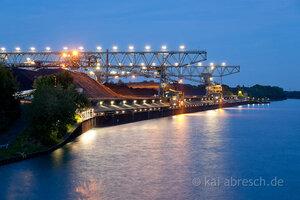 Kohlehafen Mittellandkanal