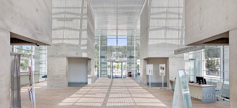 Architekturofotgrafie |  Holocaust Museum (Architekt: Moshe Safdie)
